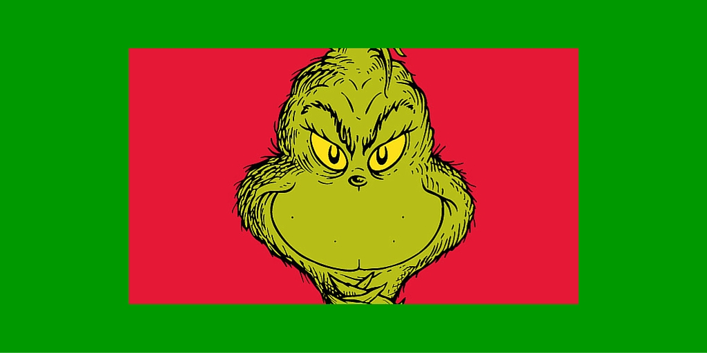 Don't be a Grinch - Create original content - Don't steal it